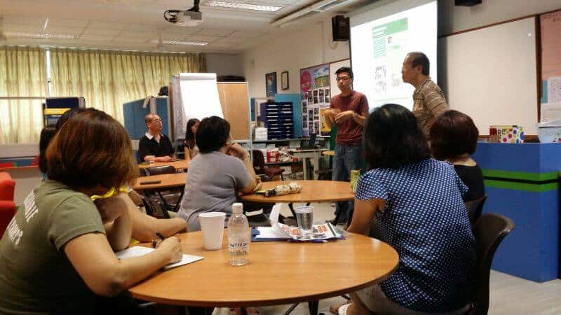 Parenting Workshop - Punggol Secondary School